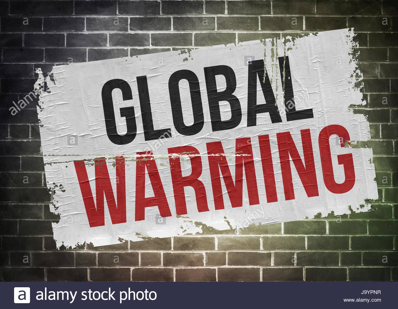 Global Warming - Stock Image