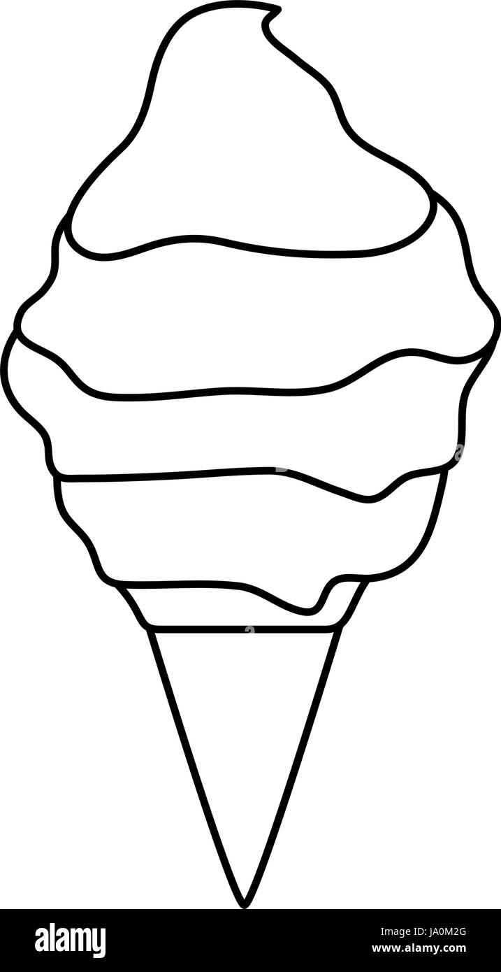 cotton candy coloring page.html