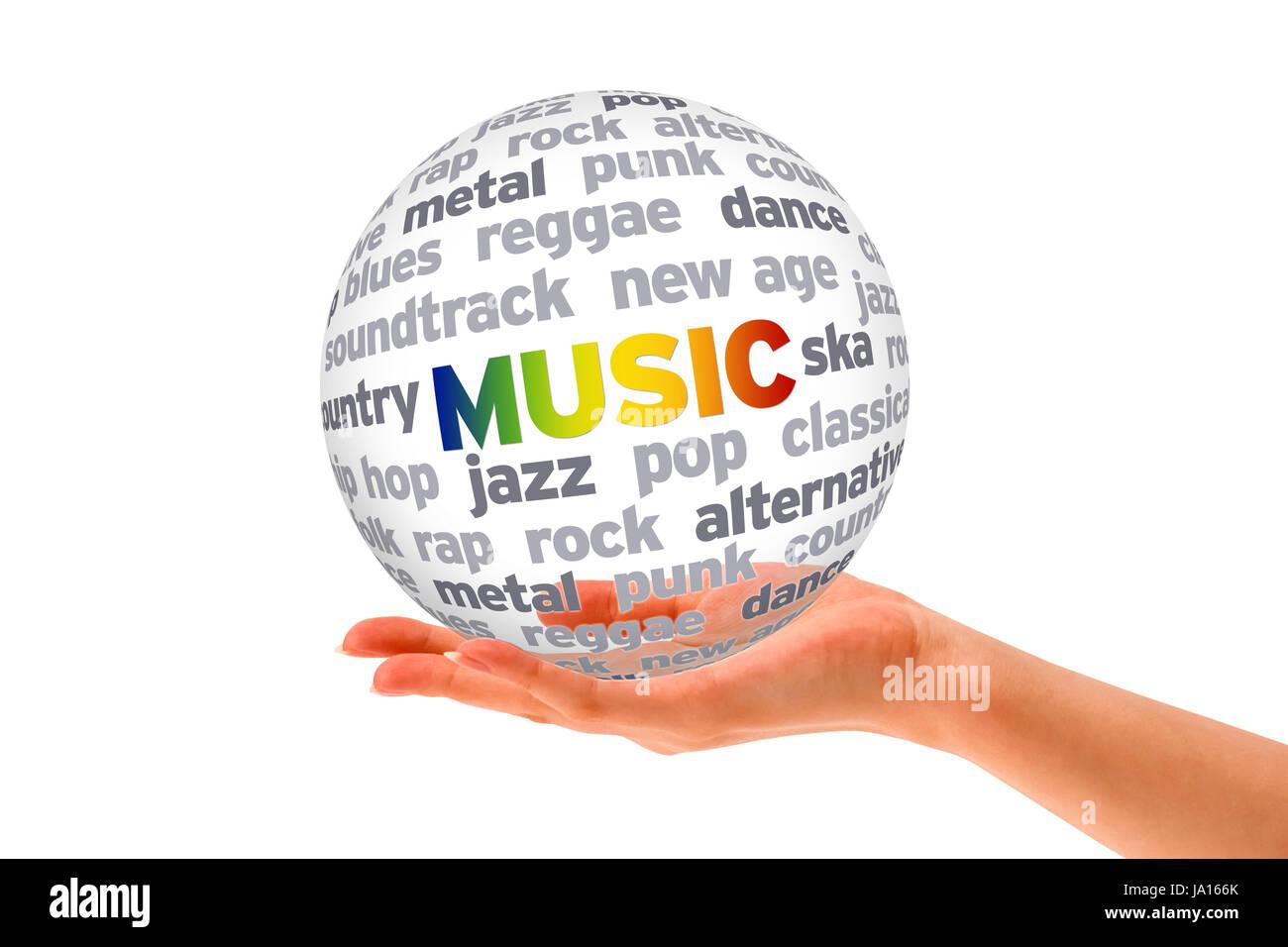 disco, music, classical, alternative, heavy metal, soundtrack, rock, disco, Stock Photo