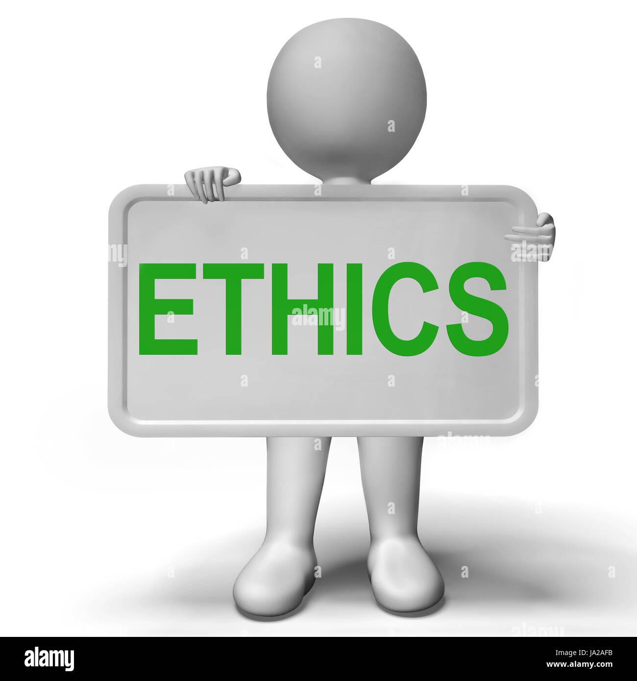 values, sign, moral, principle, ethics, ideology, principles, morality, virtue, - Stock Image