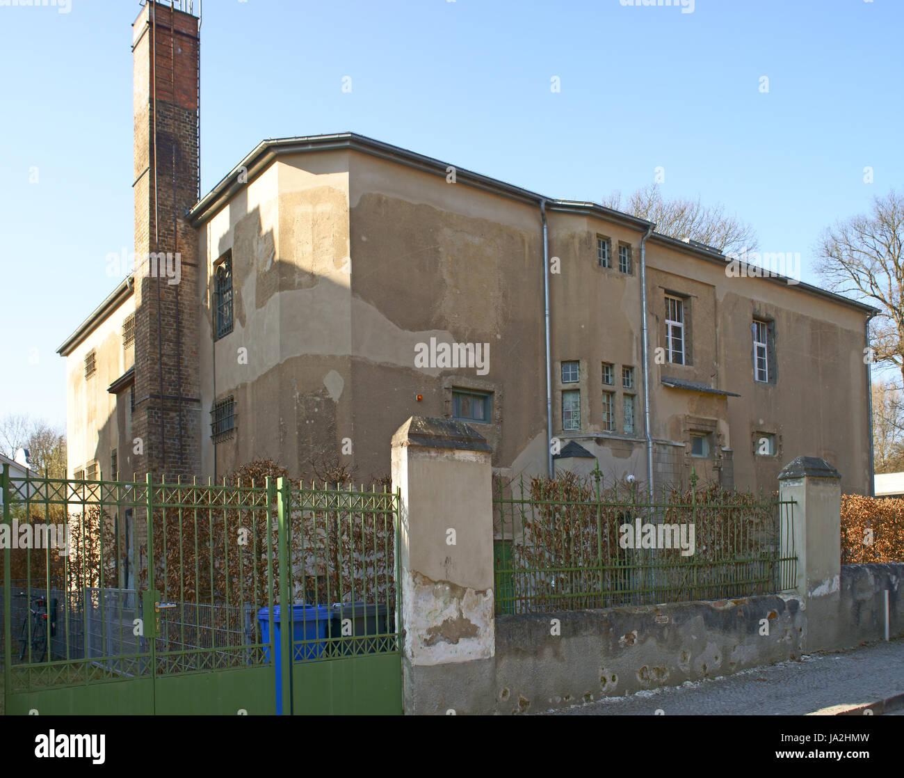 ehem. kgb prison Stock Photo