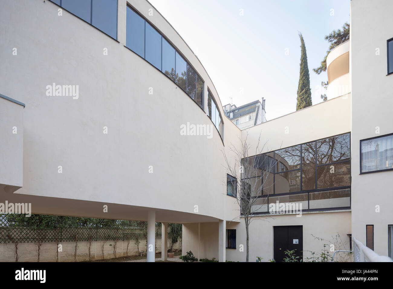 Maison La Roche Corbusier Paris villa jeanneret and villa la roche are two adjacent houses