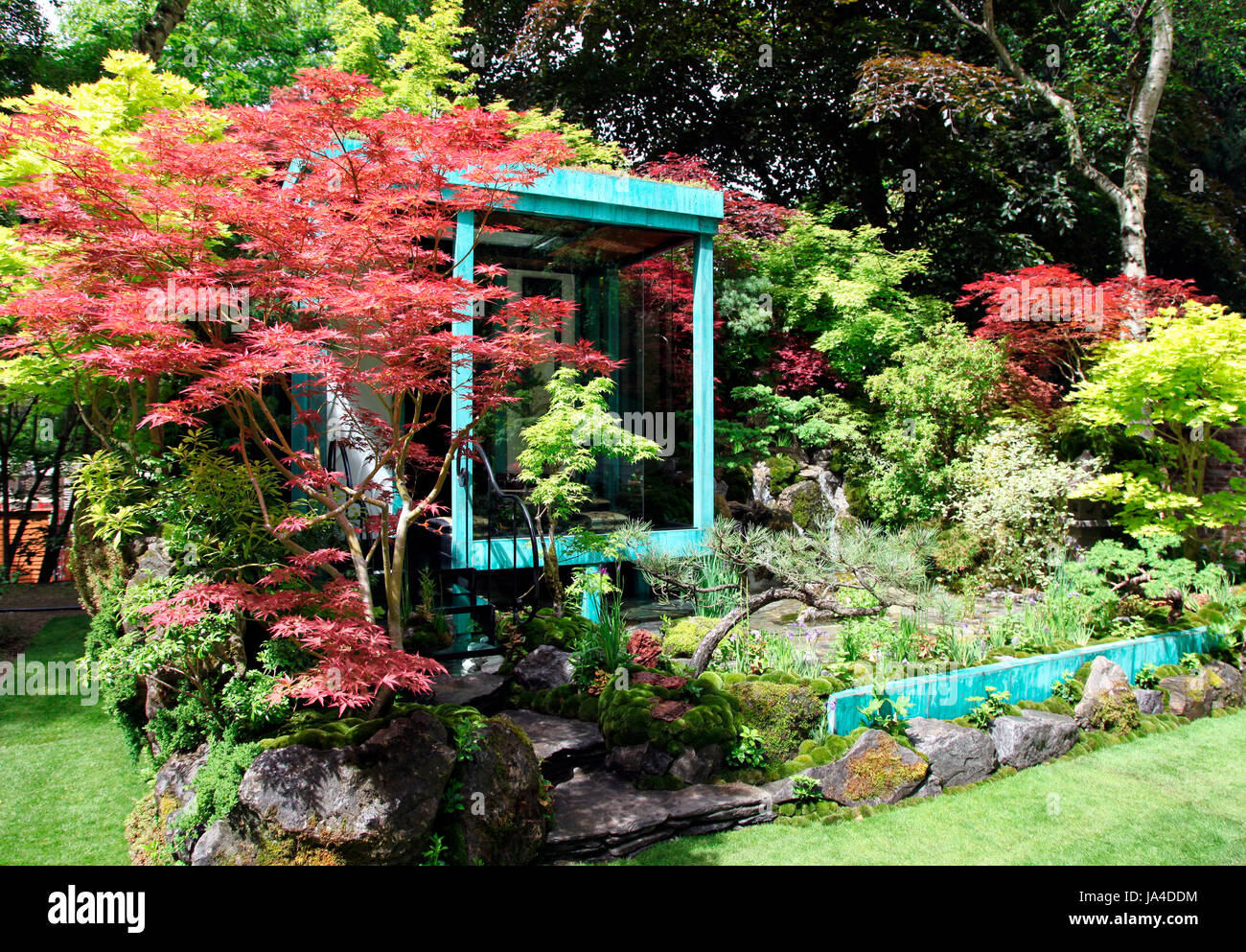 Superior Gosho No Niwa, No Wall, No War, Artisan Garden By Kazyuki Ishihara At RHS  Chelsea Flower Show 2017