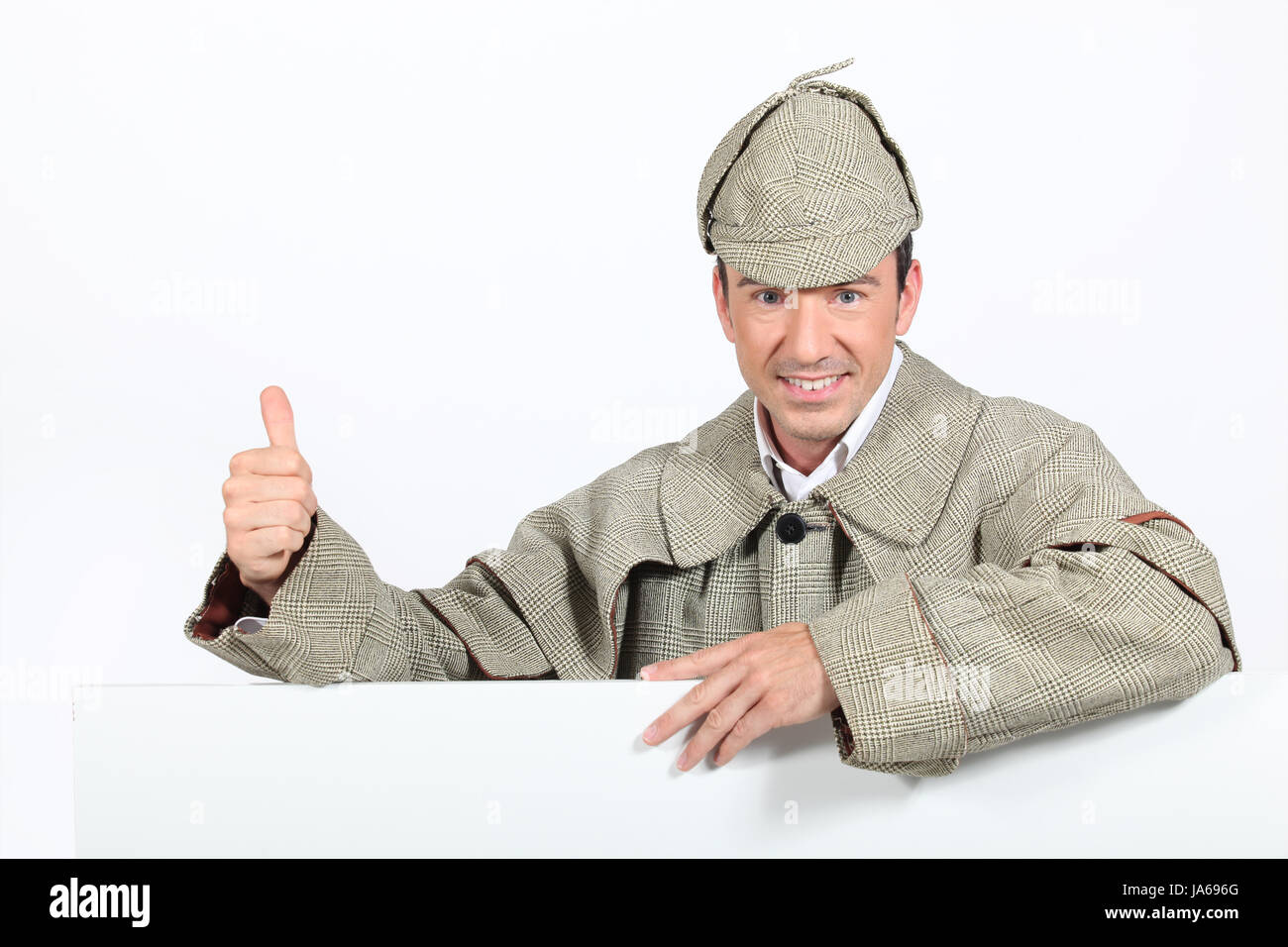 male, masculine, costume, dress, fancy, man, gown, laugh, laughs, laughing, - Stock Image