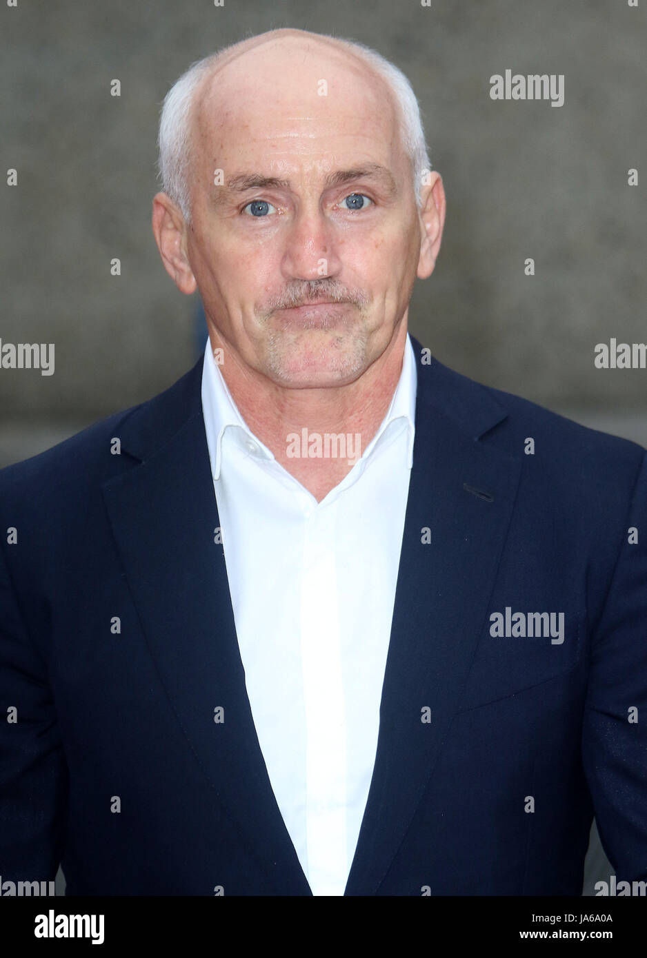 May 08, 2017 - Barry McGuigan attending 'Jawbone' UK Premiere at BFI  Southbank