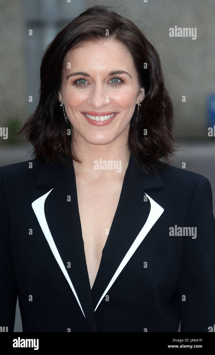 May 08, 2017 - Vicky McClure attending 'Jawbone' UK Premiere at BFI Southbank in London, England, UK - Stock Image