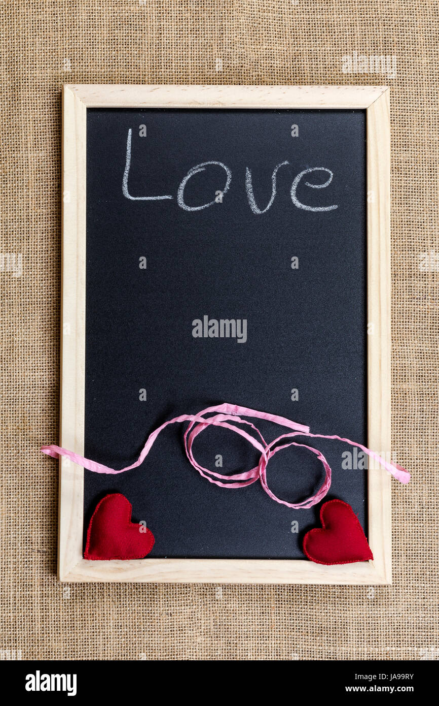 chalkboard background for word