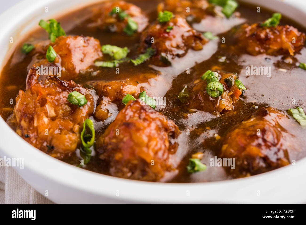 Gobi manchurian or veg manchurian dry or with gravy popular street gobi manchurian or veg manchurian dry or with gravy popular street food of india made of cauliflower florets selective focus forumfinder Gallery