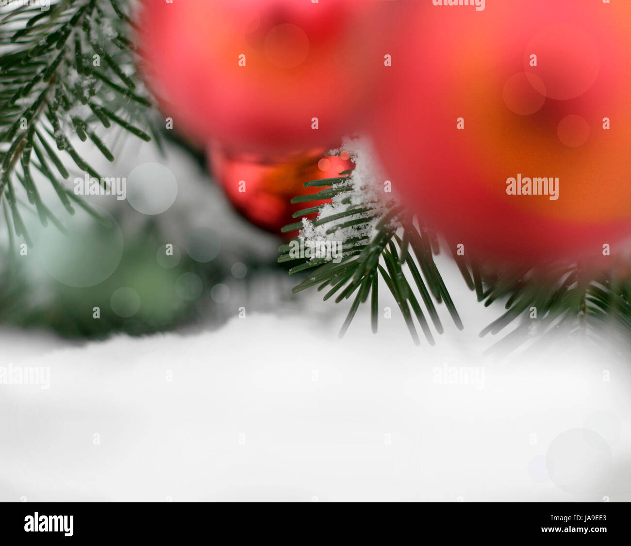 model, design, project, concept, plan, draft, card, christmas card, snow, - Stock Image