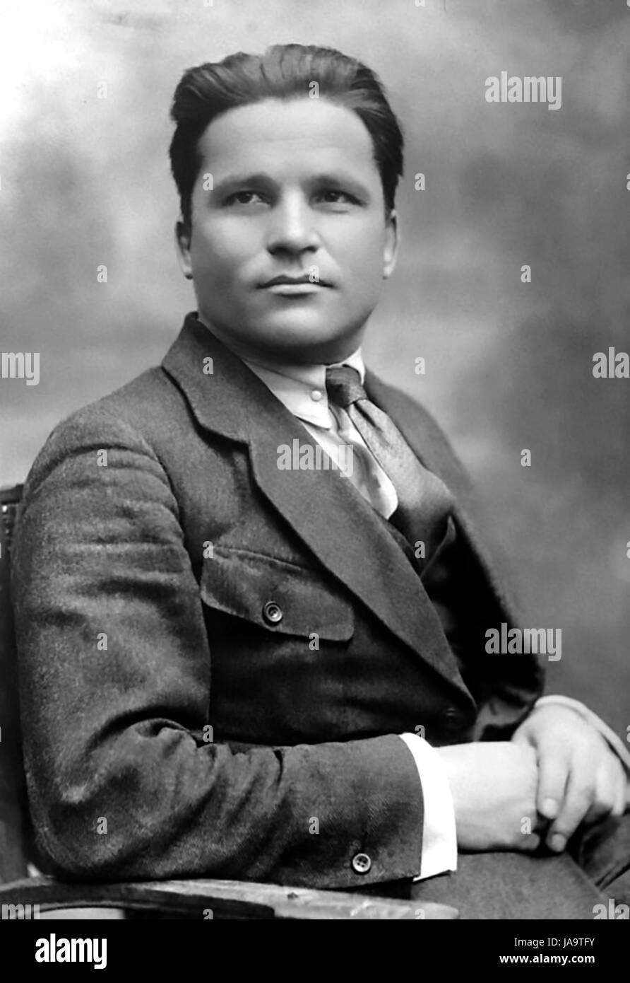 SERGEI KIROV (1886-1934) Russian Bolshevik organiser - Stock Image