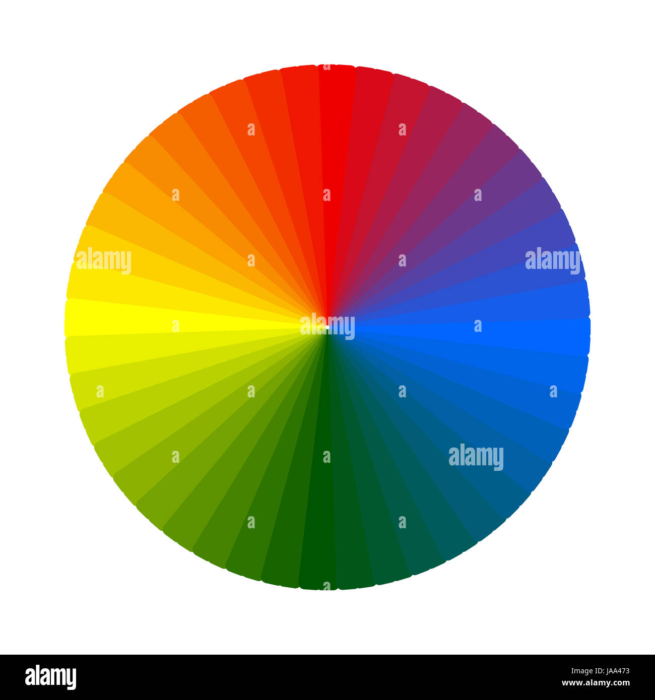 Profile Art Chart Colour Wheel Rainbow Print Paint Element