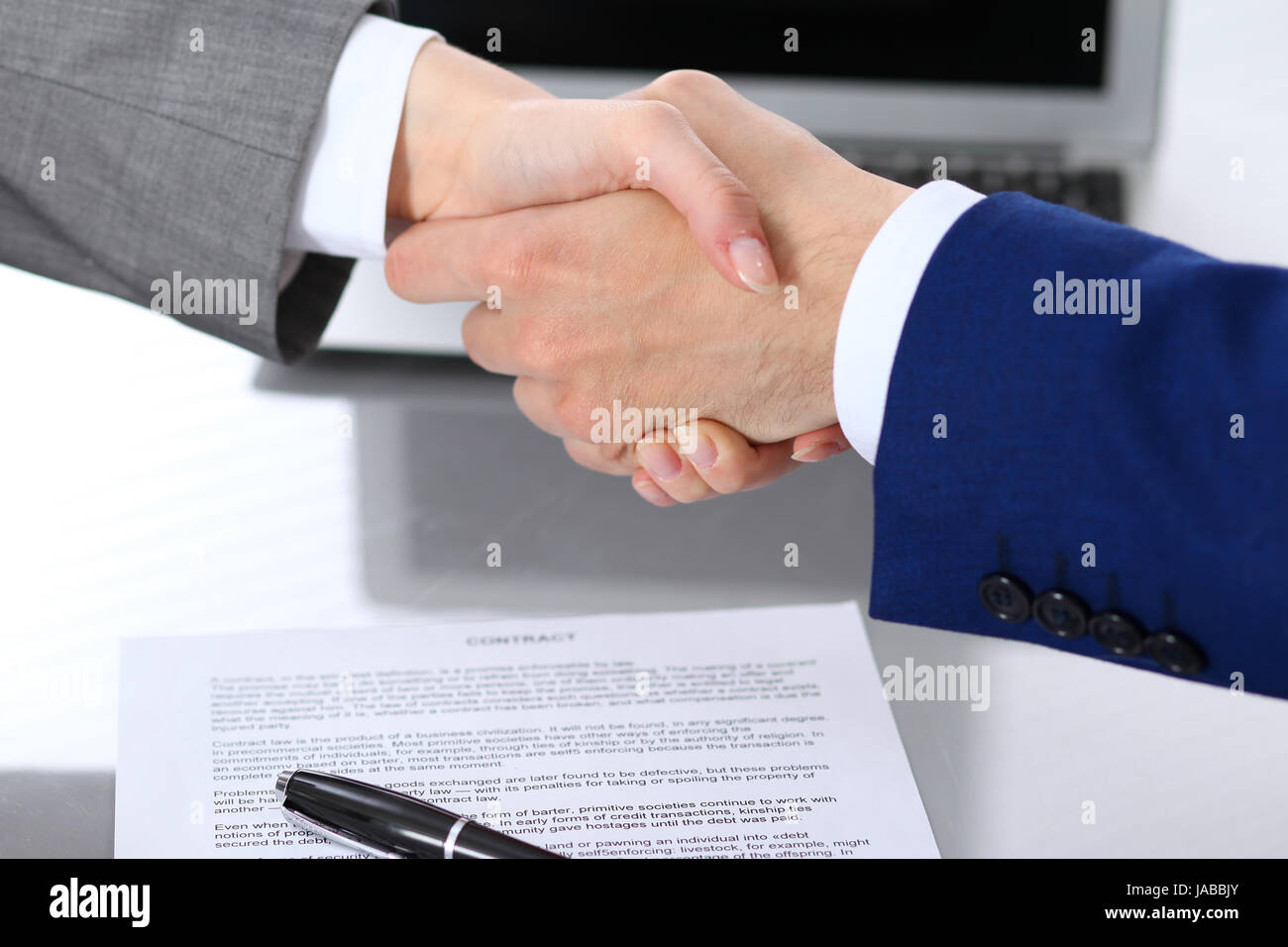 Group Business People Greeting Other Stock Photos Group Business