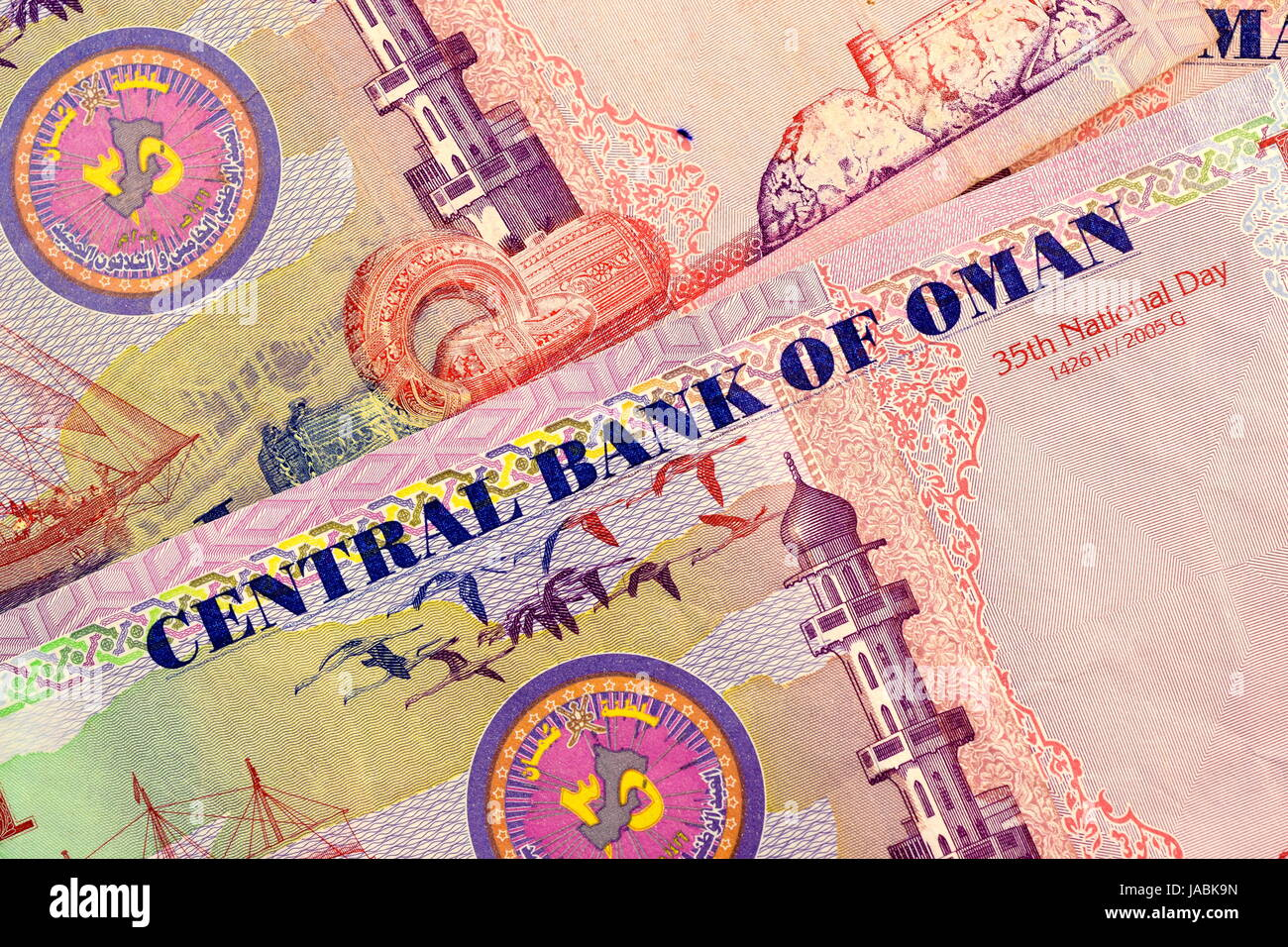 Currency of Oman: Omani Riyal