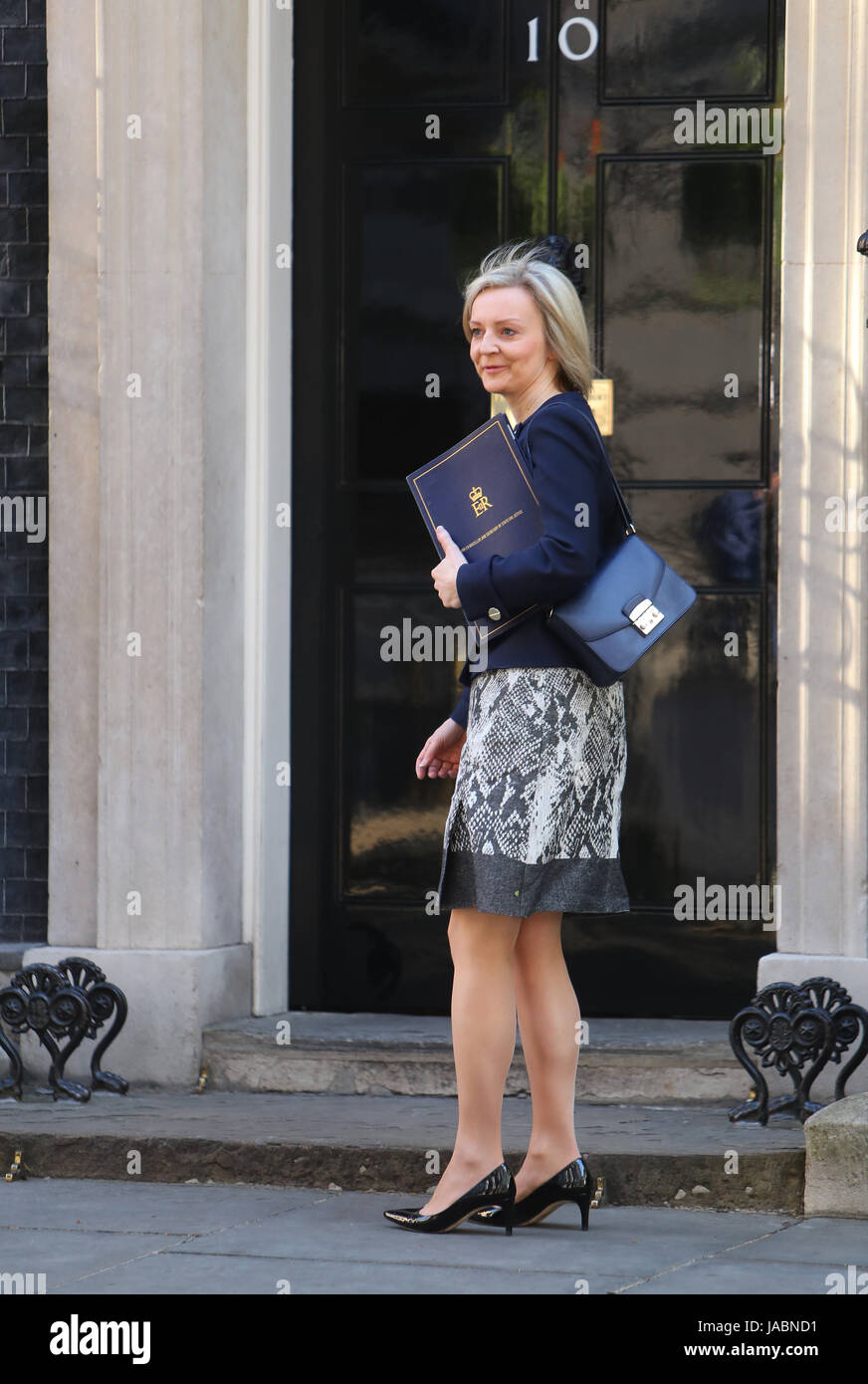 Liz Truss, Lord Chancellor and Secretary of State for ...