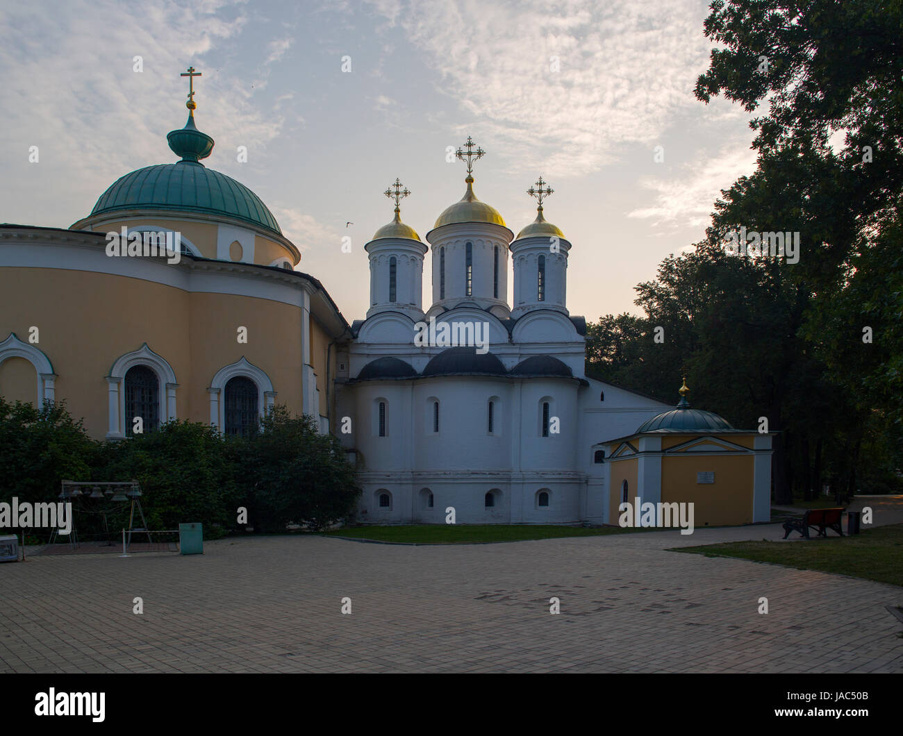 Savior Transfiguration Monastery, Staraya Russa: history