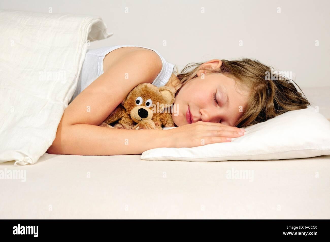 Marvelous Schlaf Bett Decoration Of Schlafen, Bett, Decke, Kind, Erholung, Erholen, Kleinkind,