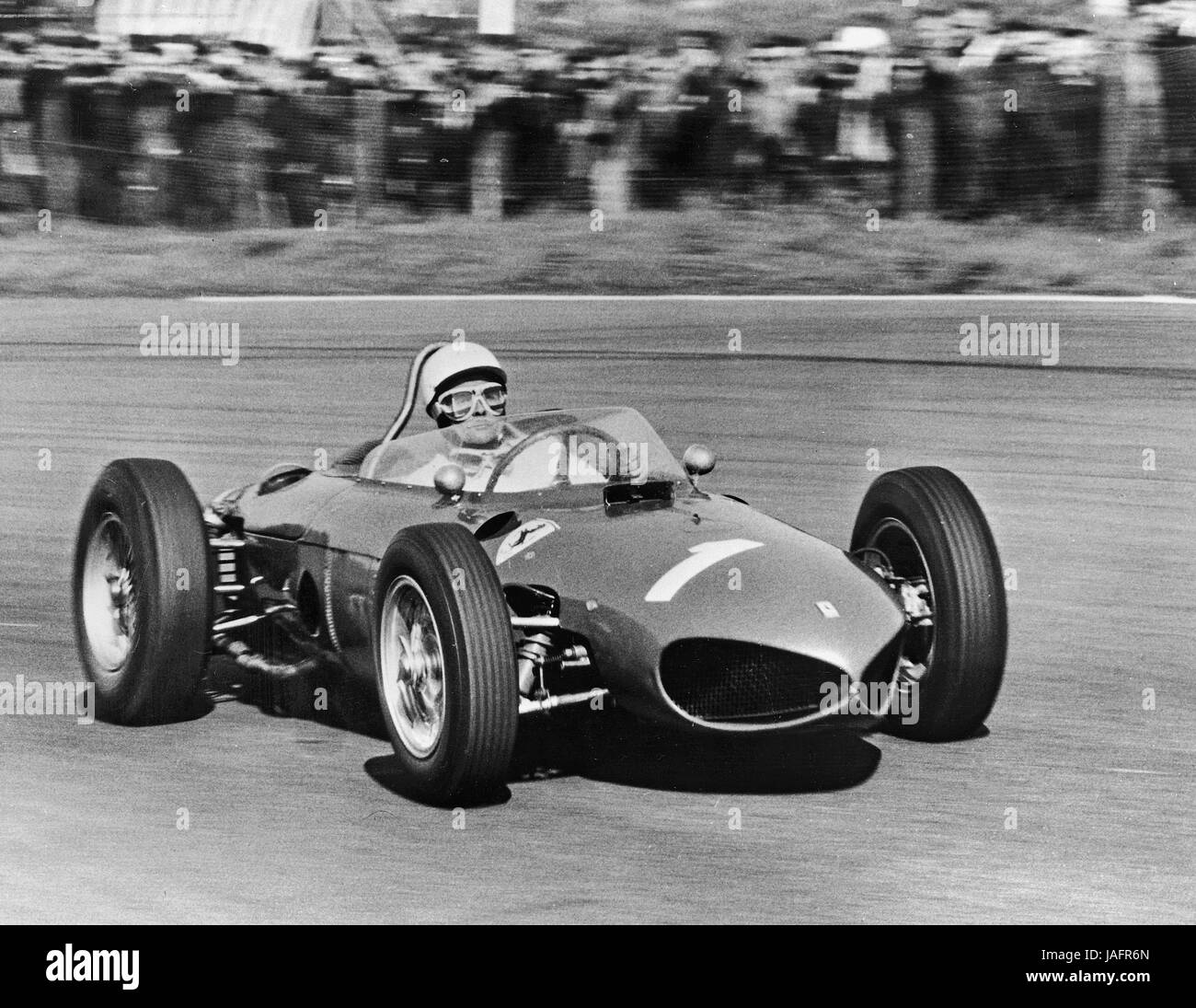 Ferrari 156S, Phil Hill 1961 - Stock Image