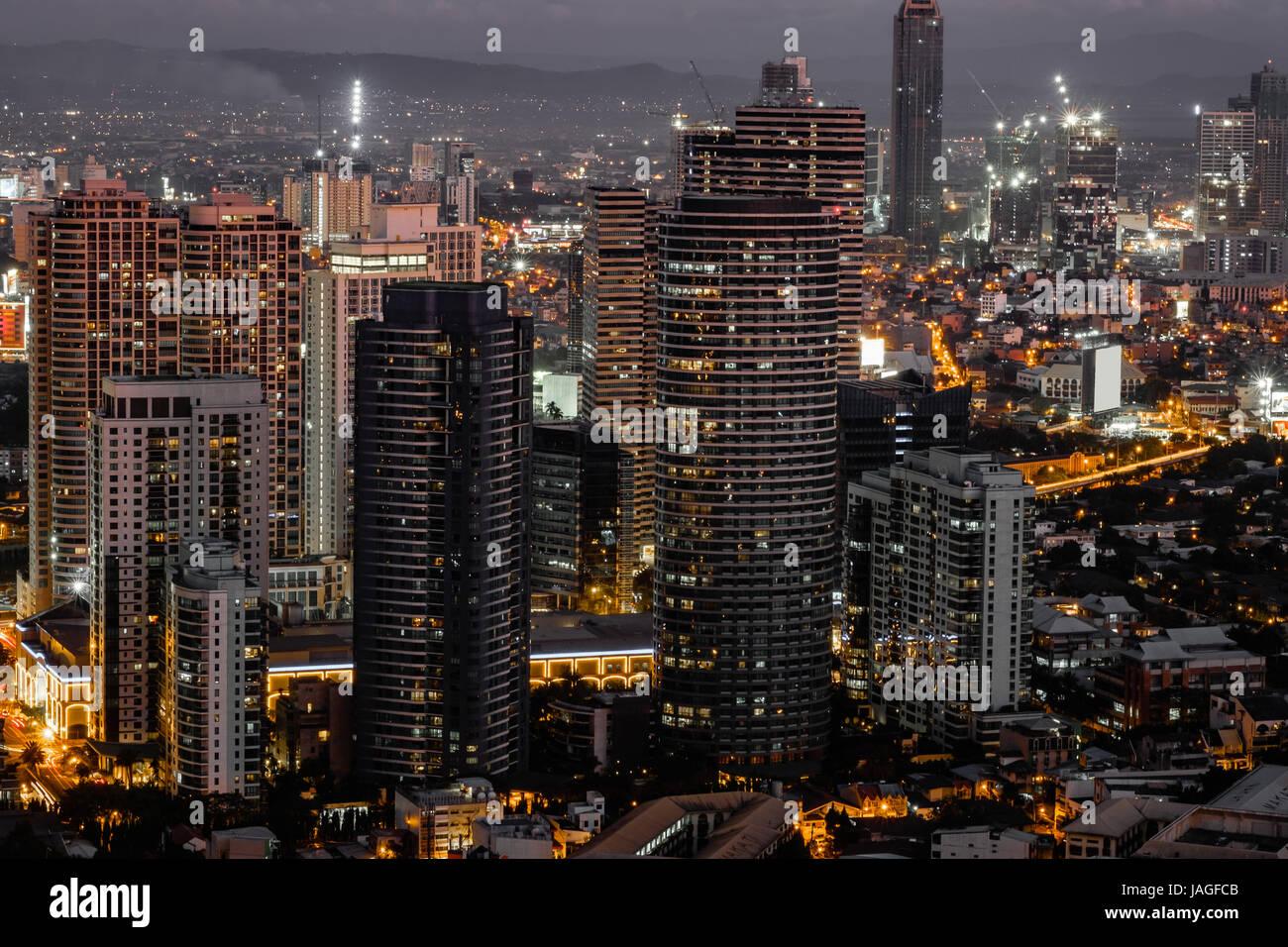 City of Manila - Stock Image