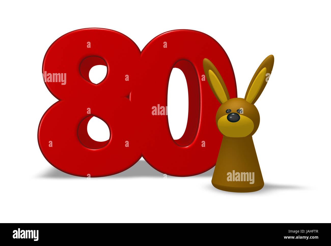 80 Geburtstag Cut Out Stock Images Pictures Alamy