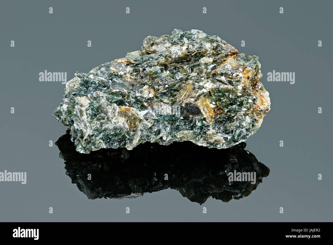 Brochantite, Montauban, Quebec - Stock Image