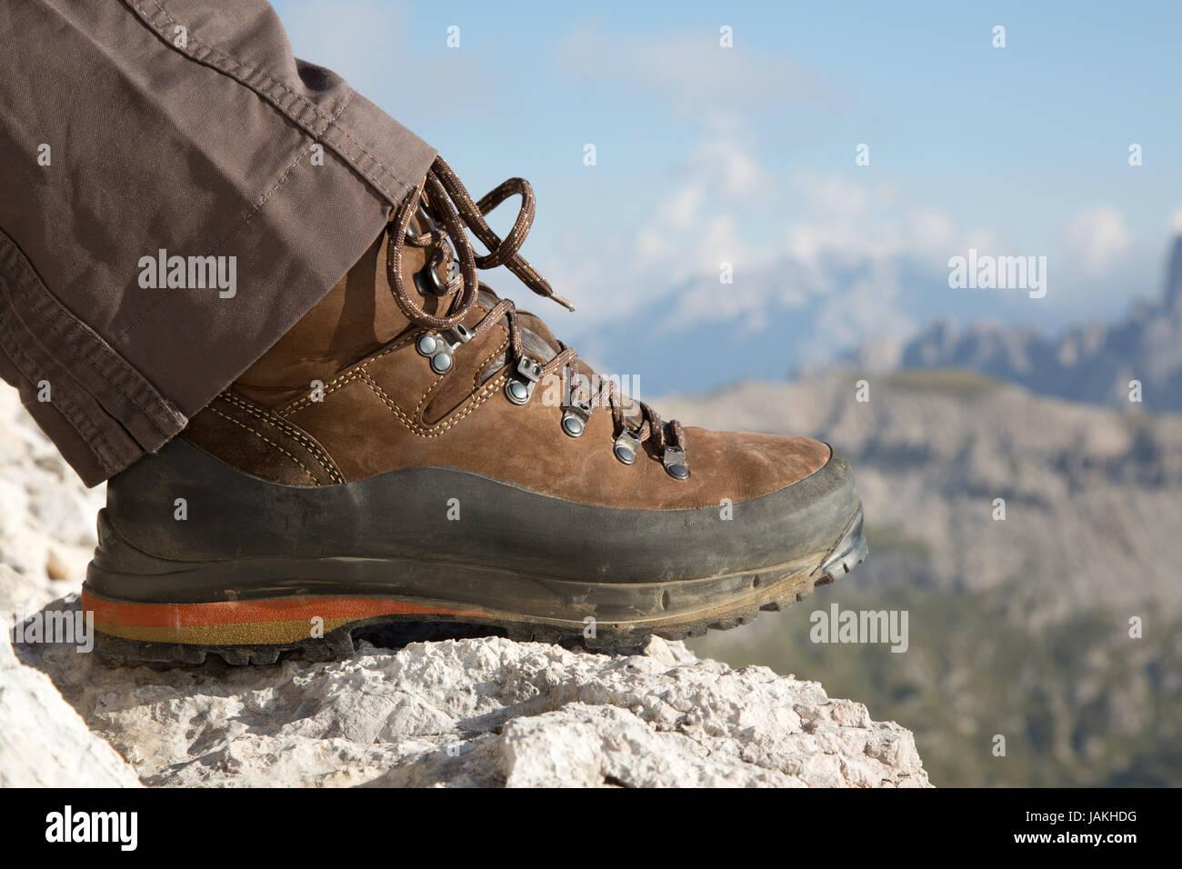 wanderschuhe für die alpen