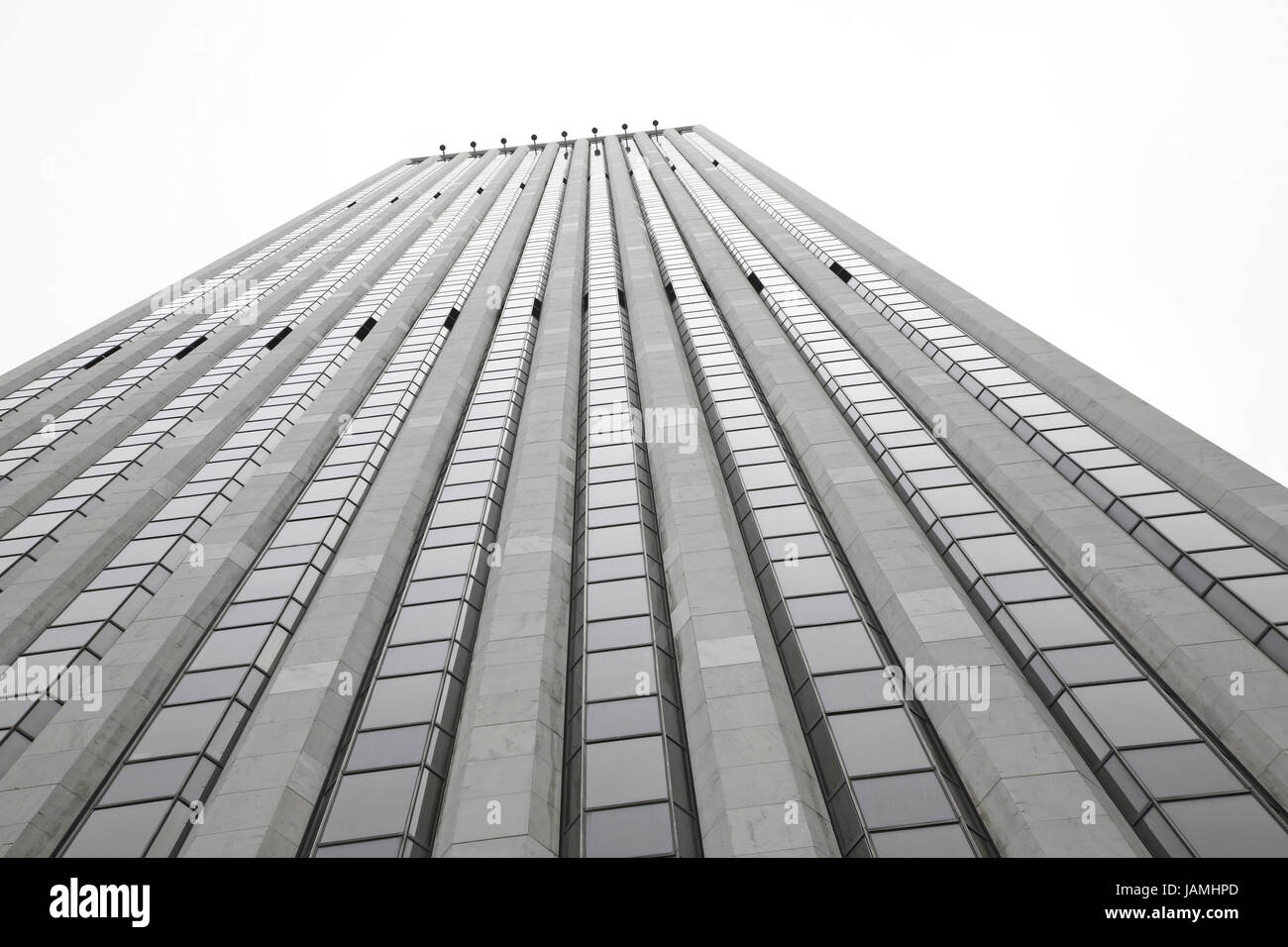 The USA,New York,Fifth avenue,General Motors, - Stock Image