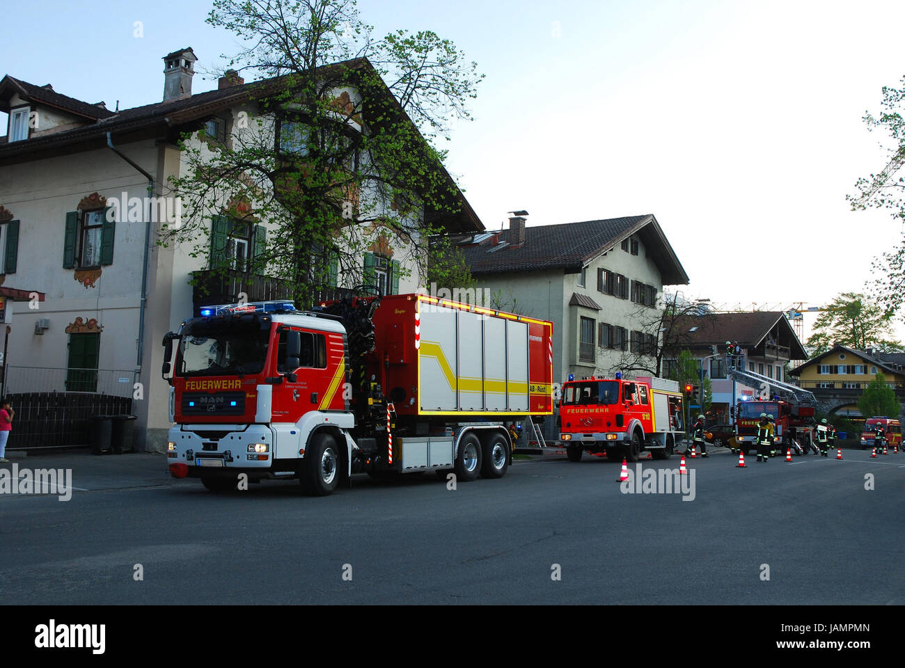 Street,fire entry,fire engines,street,fire brigade,entry,fire