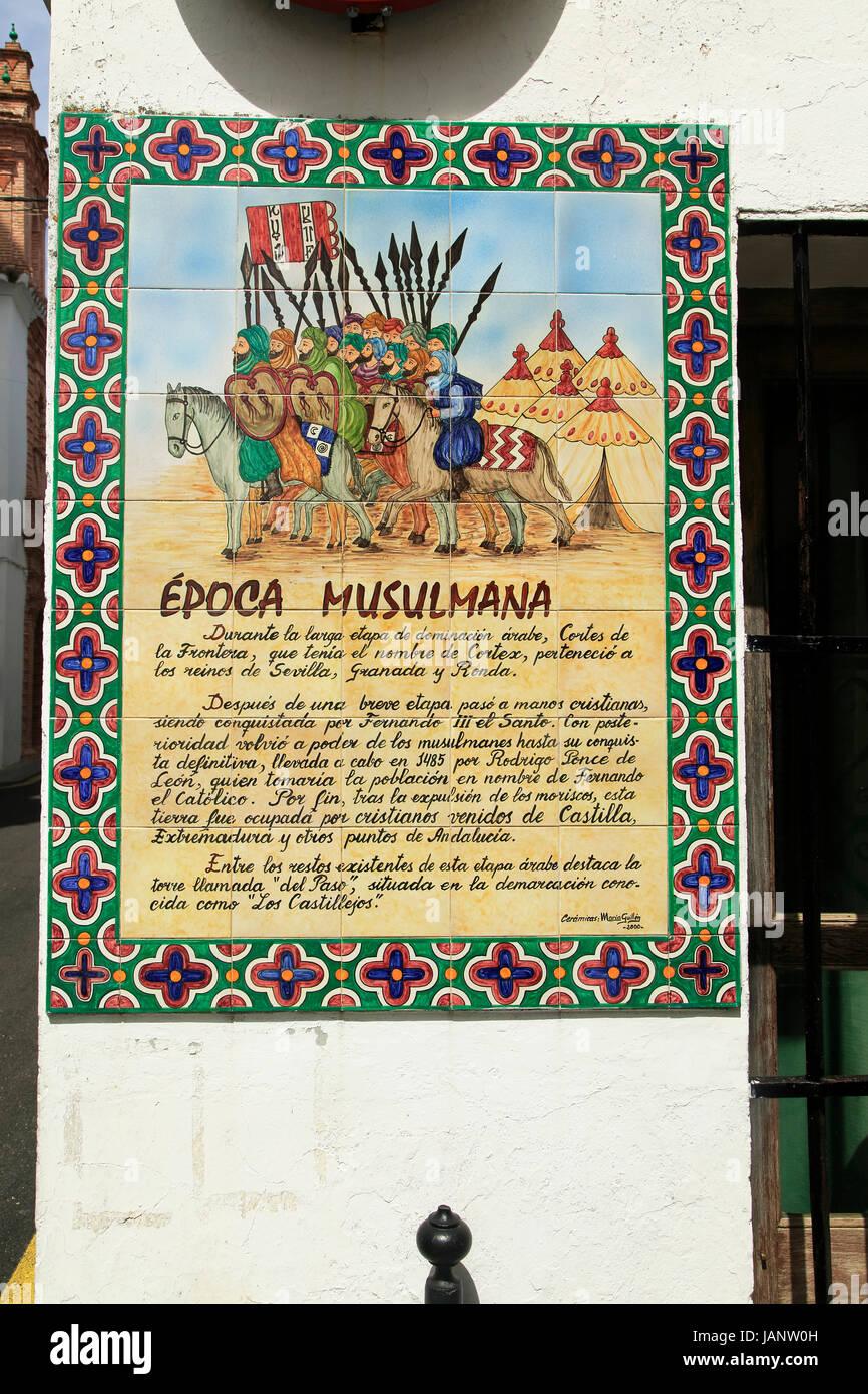 Moors Invasion Spain Stock Photos & Moors Invasion Spain