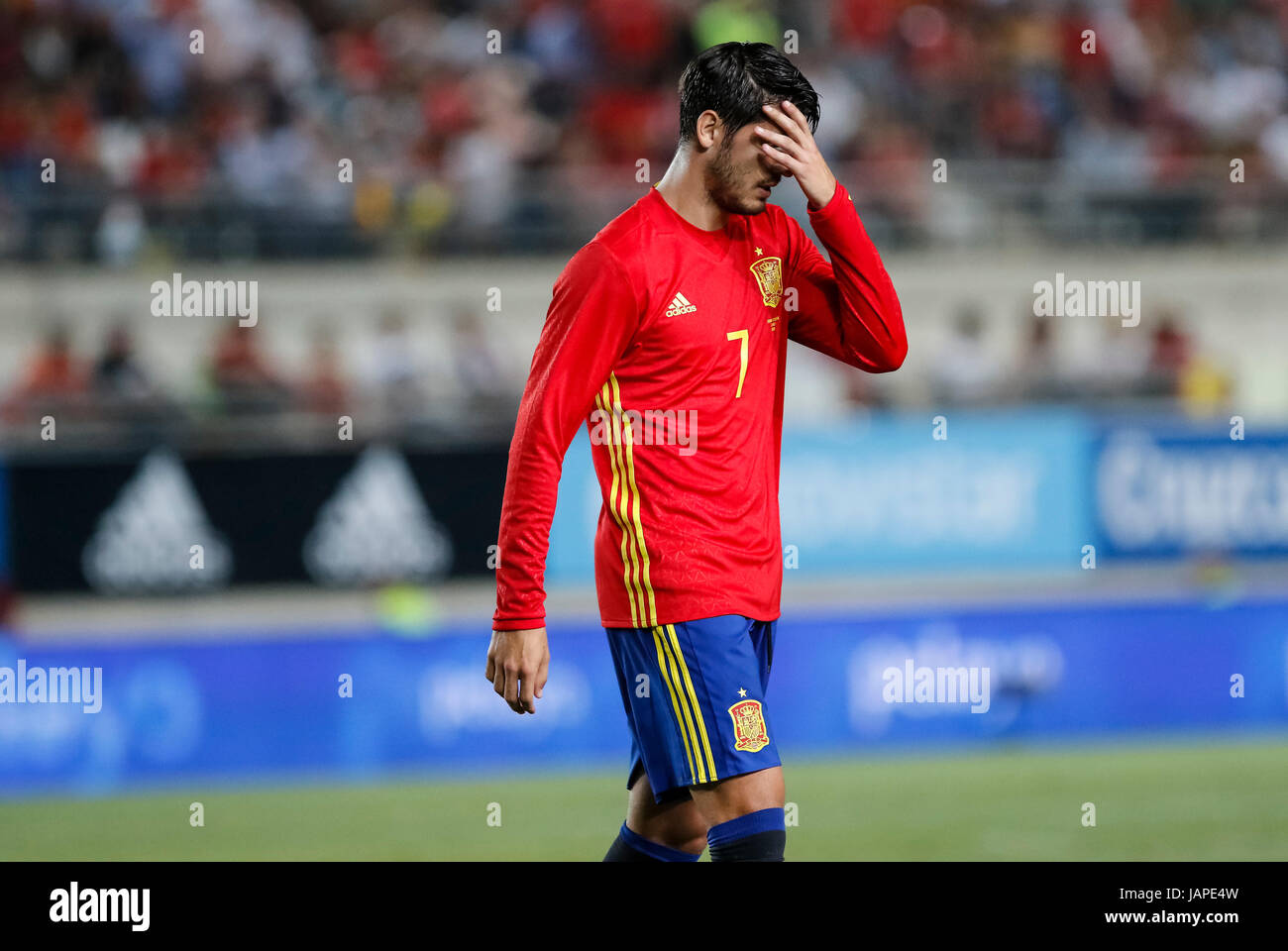 cee6c170c7f Spain National Football Team Stock Photos   Spain National Football ...