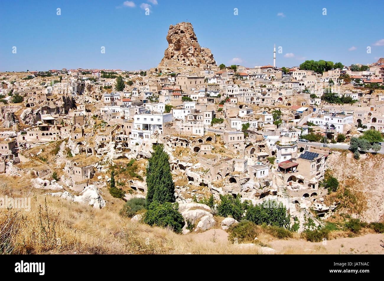 Image taken in Capadoccia, Turkey, year 2012 - Stock Image