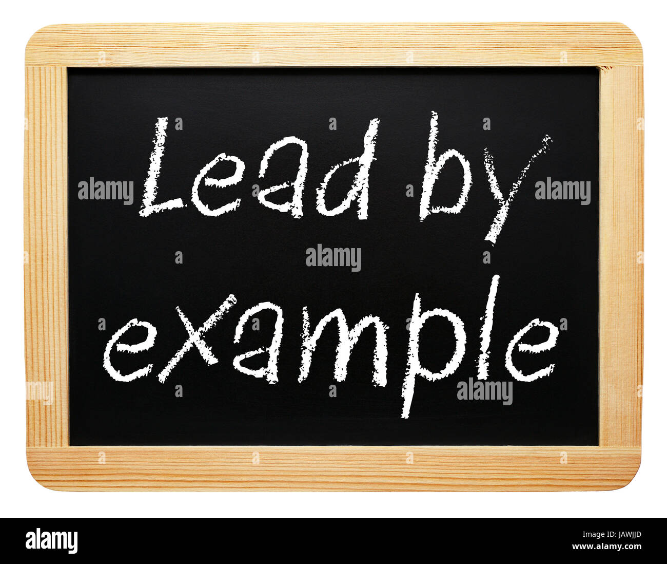 lead by example cut out stock images & pictures - alamy