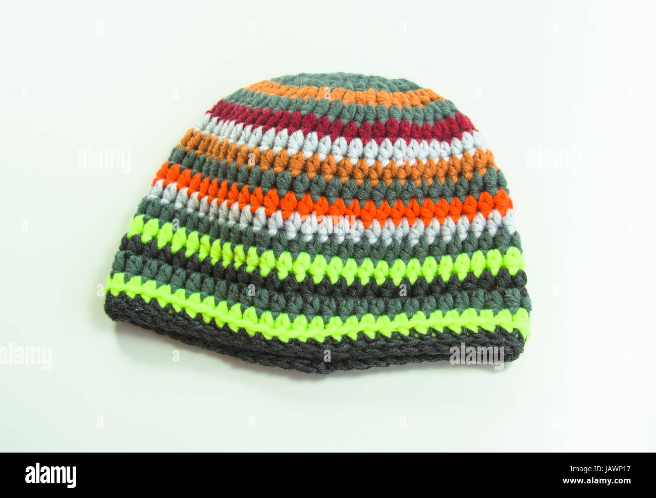 38573075 colourful,crocheted winter hat Stock Photo: 144395587 - Alamy