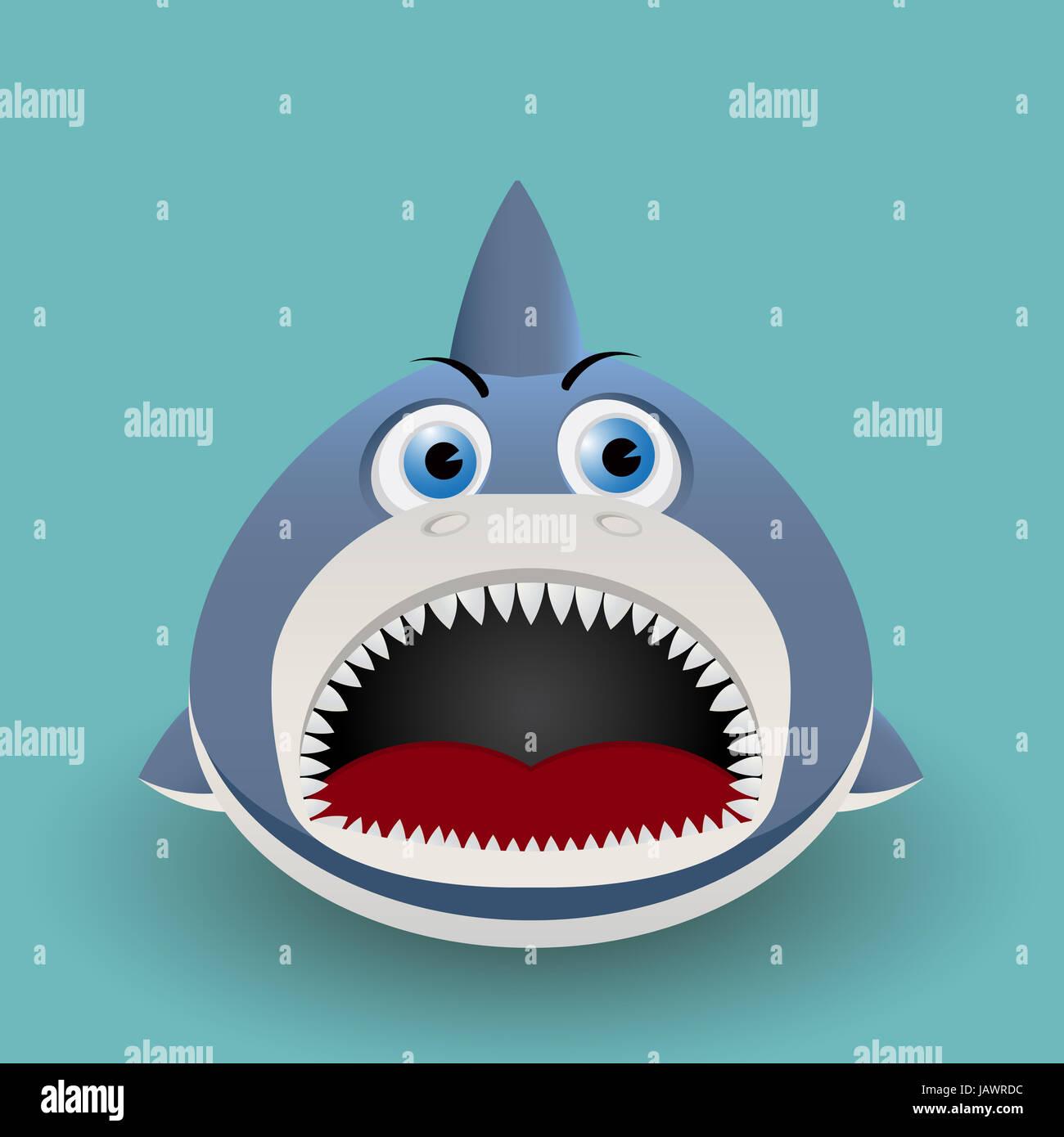 shark teeth template.html