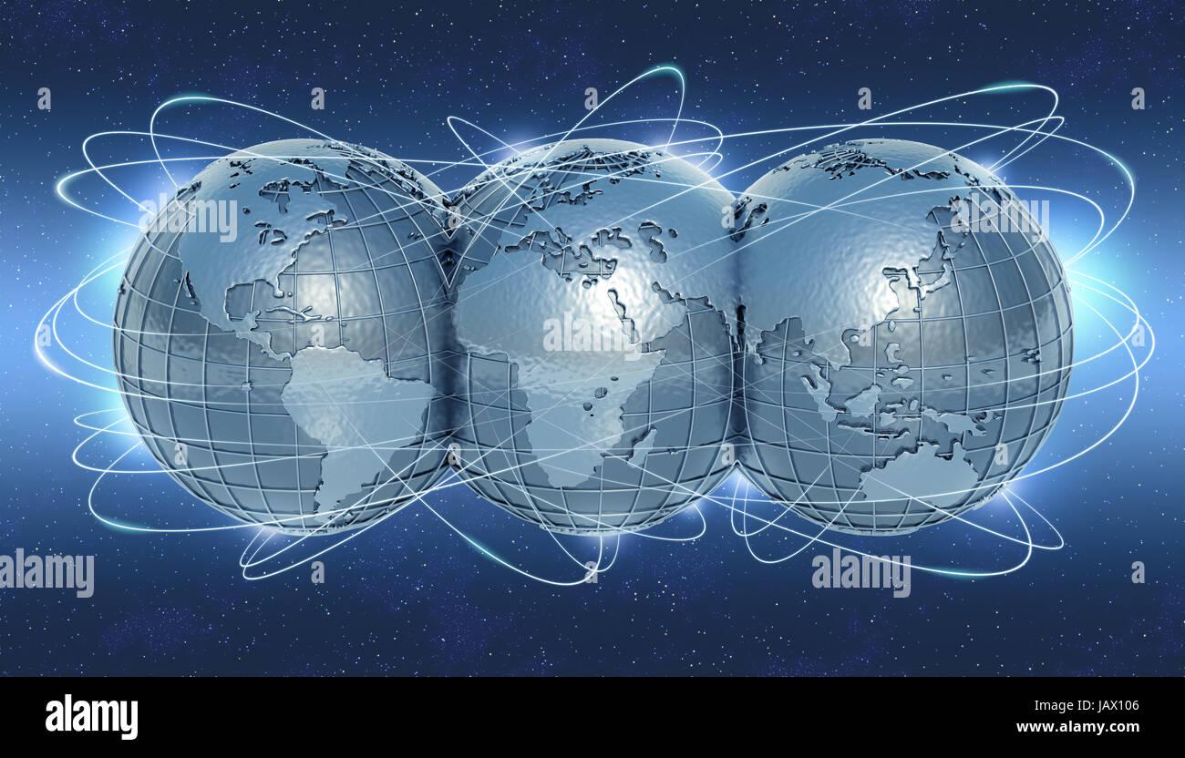 World Map Longitude Latitude Lines Stock Photos & World Map ...