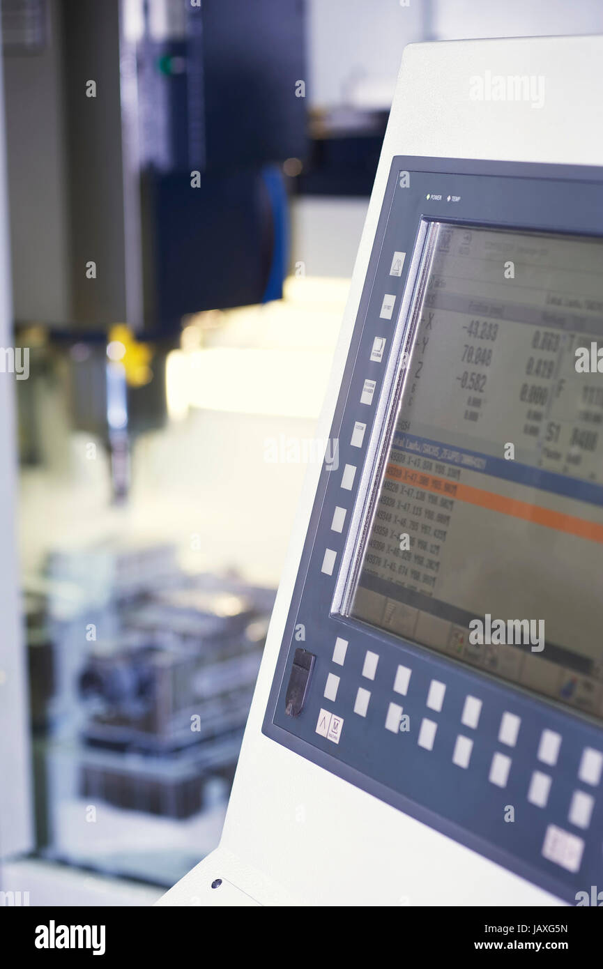 industrial manufacturing Stock Photo