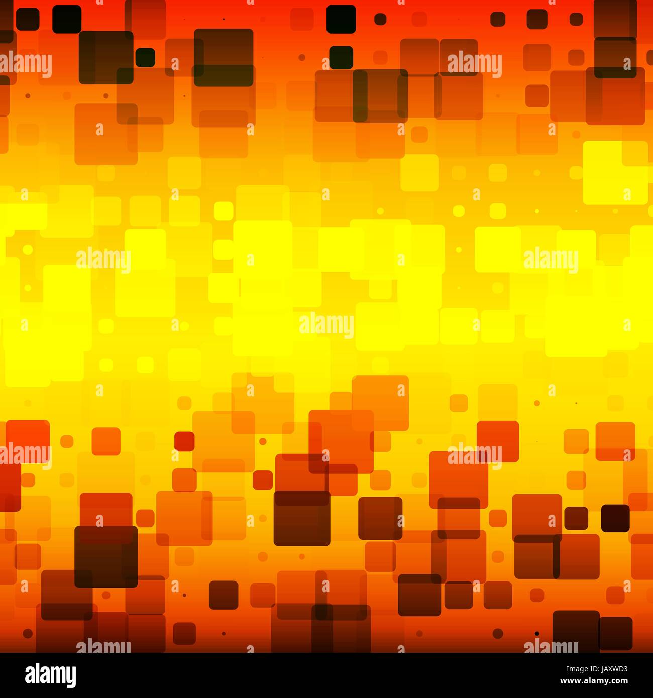 Black Orange Red Yellow Vector Abstract Glowing Background