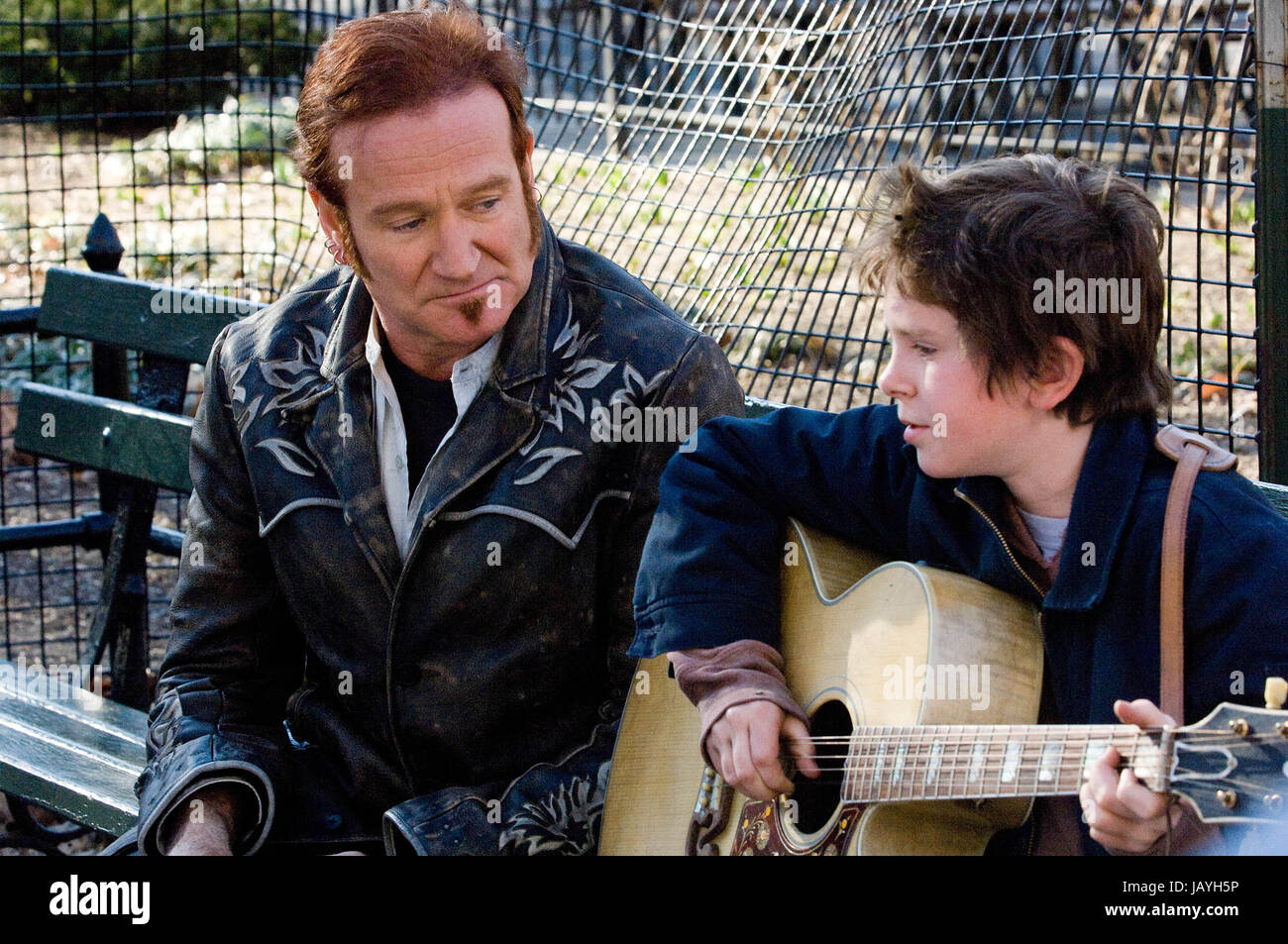 August Rush, no, Robin Williams i meant - The Guitar Learner |Robin Williams August Rush