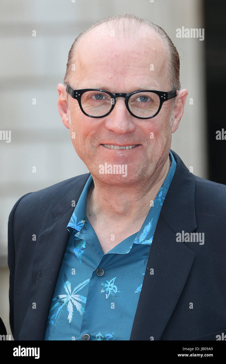 London, UK. 07th June, 2017. Ade Edmondson, Royal Academy of Arts Summer Exhibition Preview Party, Burlington House, - Stock Image