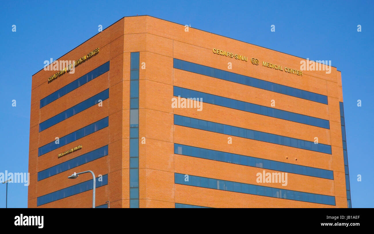 Los Angeles Medical Center Stock Photos & Los Angeles