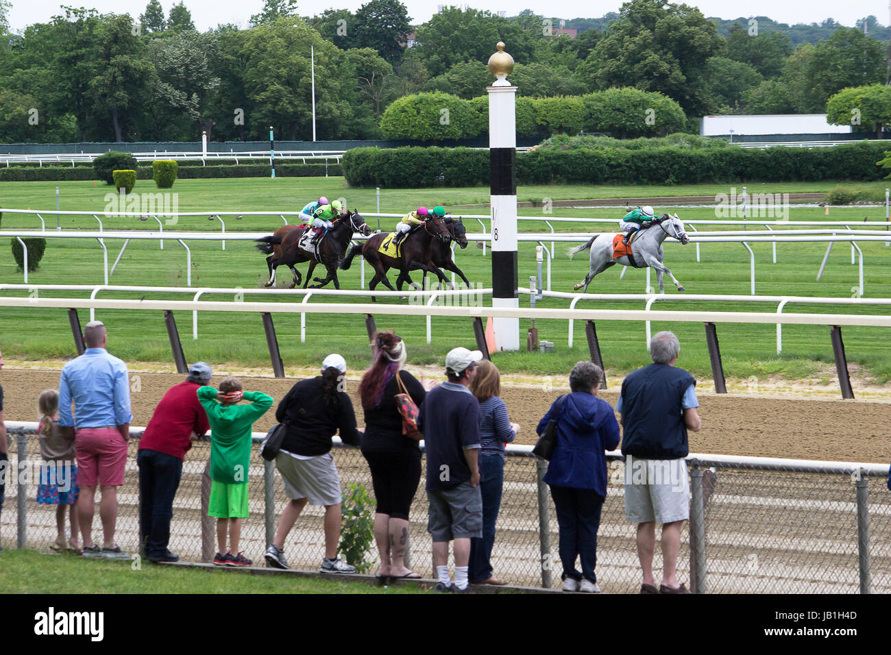Day At The Track >> A Day At The Races Belmont Park Racetrack Elmont New York