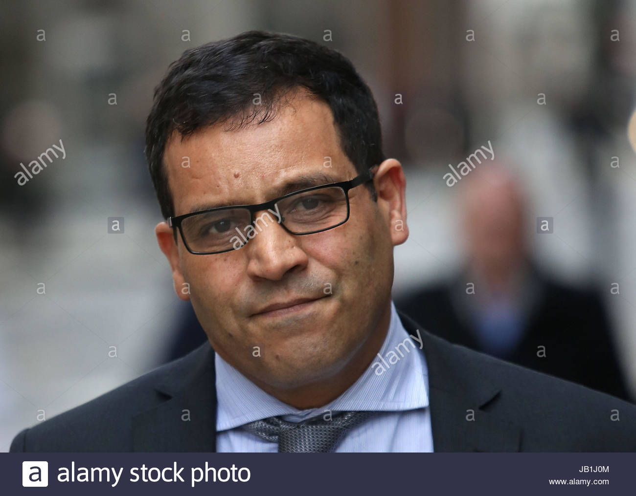 File photo dated 31/03/17 of Mohamed Amrani, an internationally respected heart surgeon who has been spared jail - Stock Image