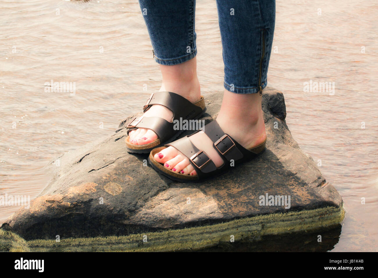 717ab5535a9 Birkenstock Stock Photos   Birkenstock Stock Images - Alamy