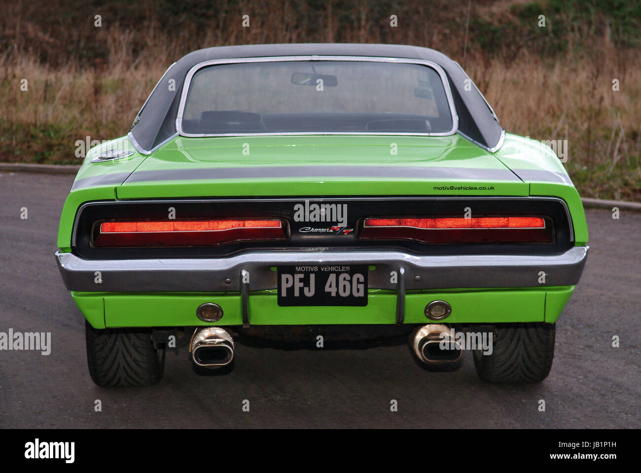 Dodge Cars Stock Photos Images Page 2 Alamy 1949 Charger R T Richard Hammond And His 1969 440 Image