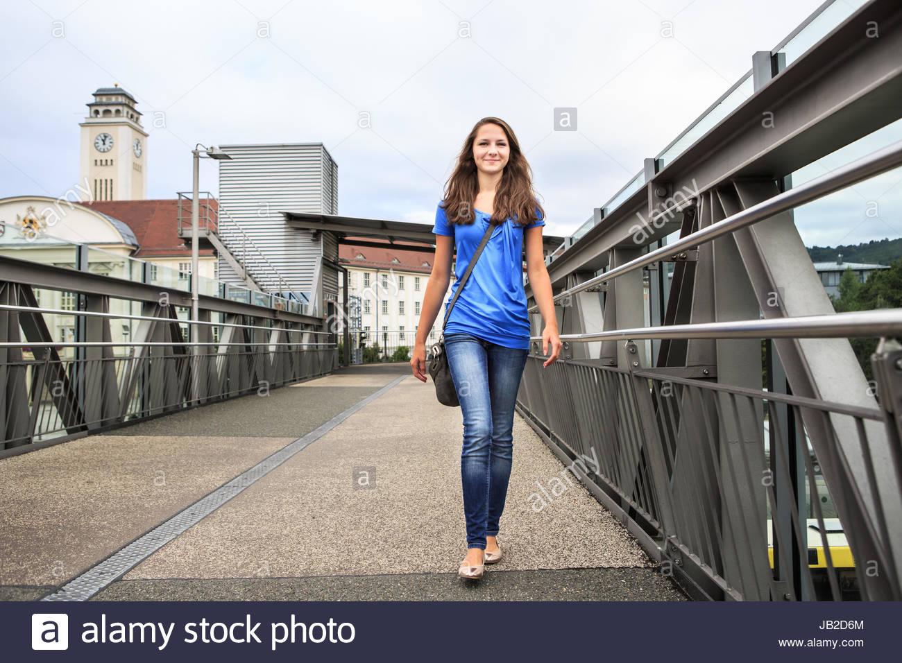 Girl aus Sonneberg