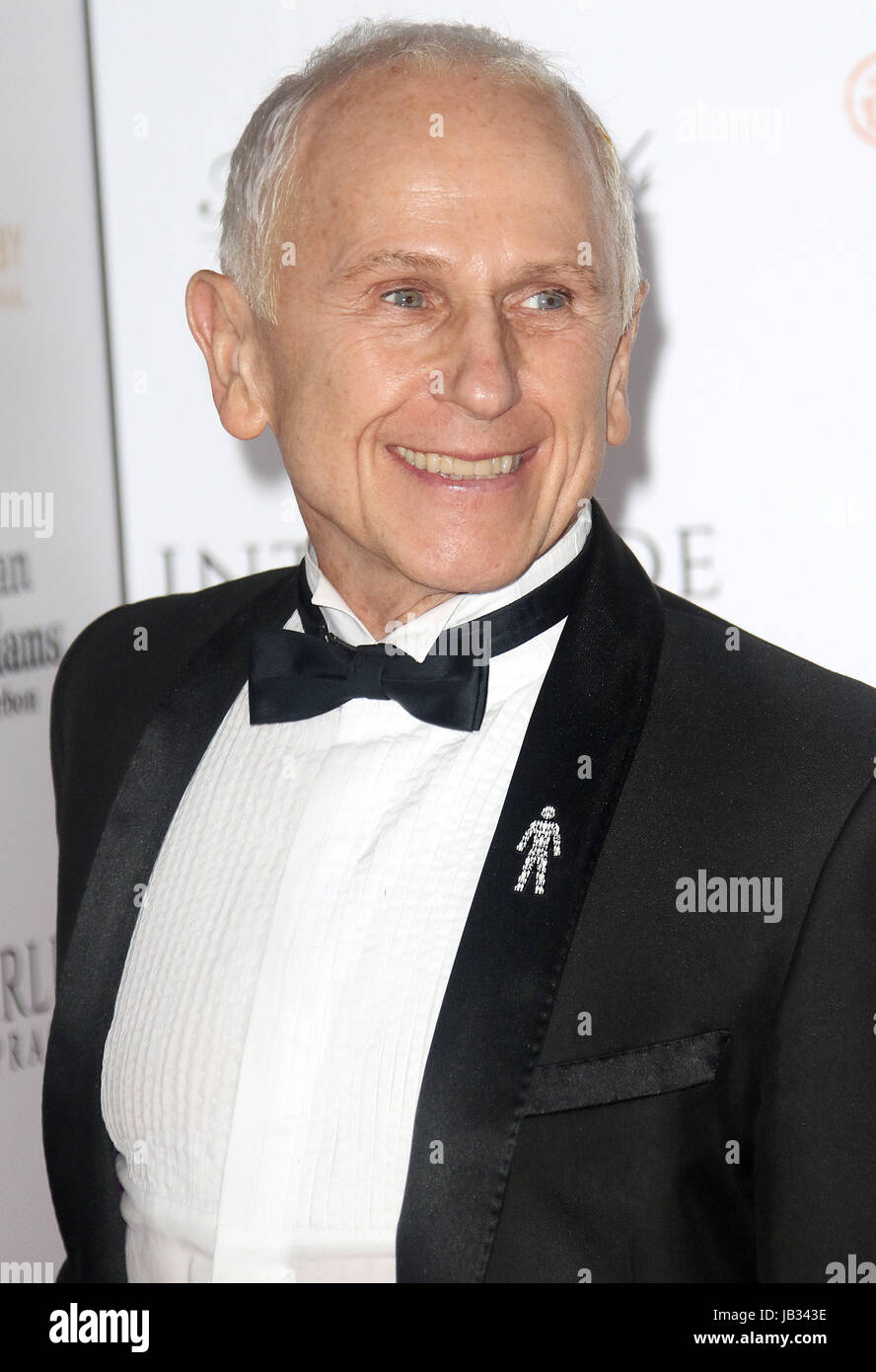 May 11, 2017 - Wayne Sleep attending ''Interlude In Prague' World Premiere, Odeon Leicester Square in - Stock Image