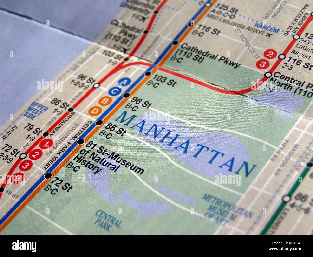 1 Page Nyc Subway Map.New York Subway Map Stock Photos New York Subway Map Stock Images