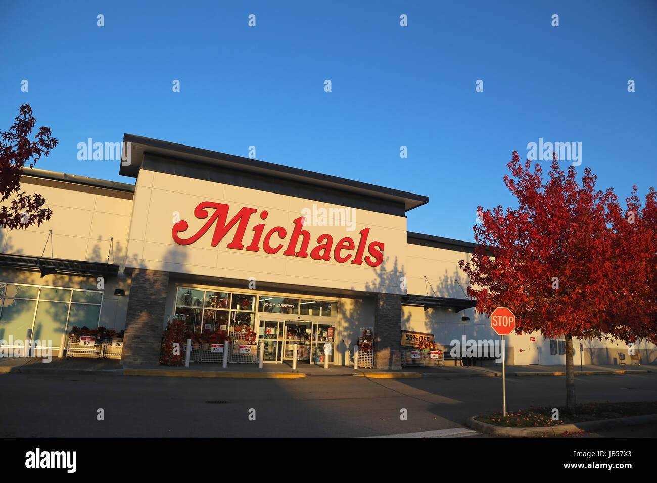 Michaels Currently Operates More Than 1040 Michaels Arts And Crafts