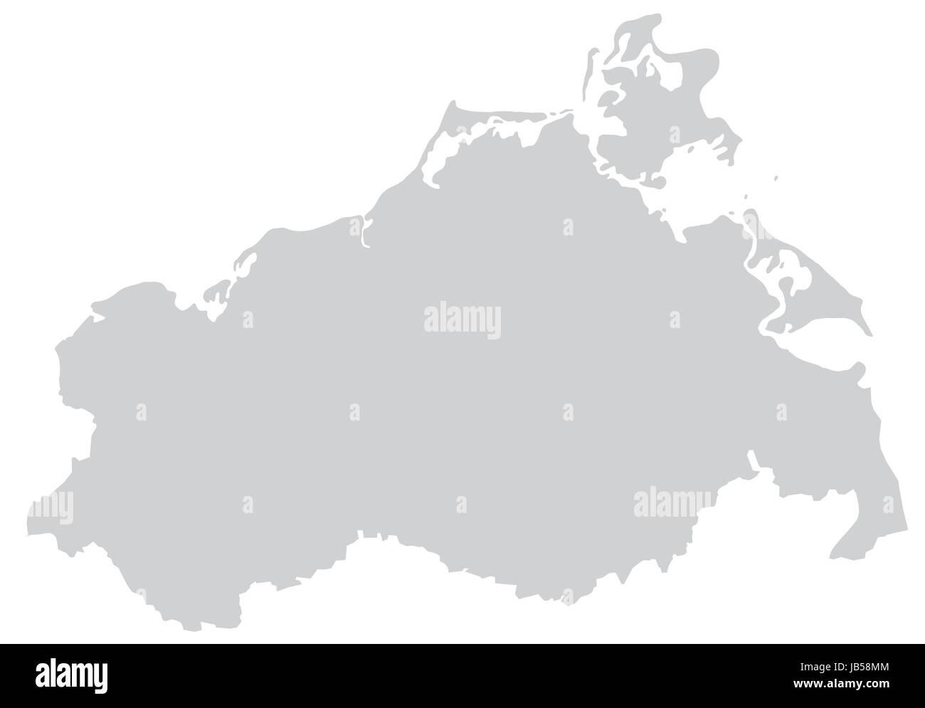 Die Karte kann sofort eingesetzt werden und ist optimiert für den Druck und den Einsatz in digitalen Medien. - Stock Image