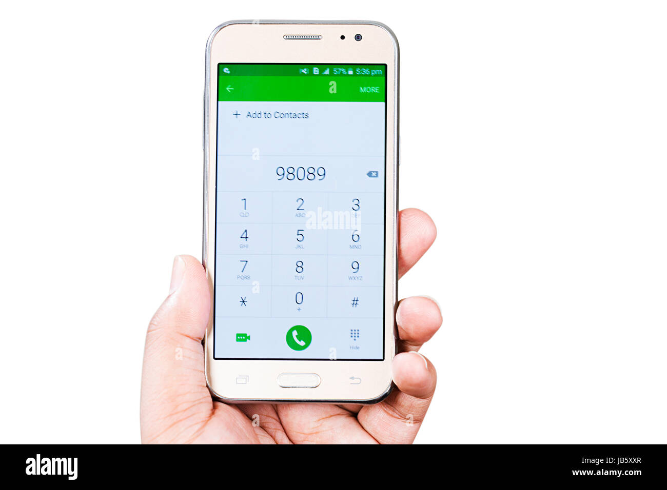 Alamy 144575055 1 Number Dialing Mobile Photo Screen Man Stock Phone Business - Part-of On