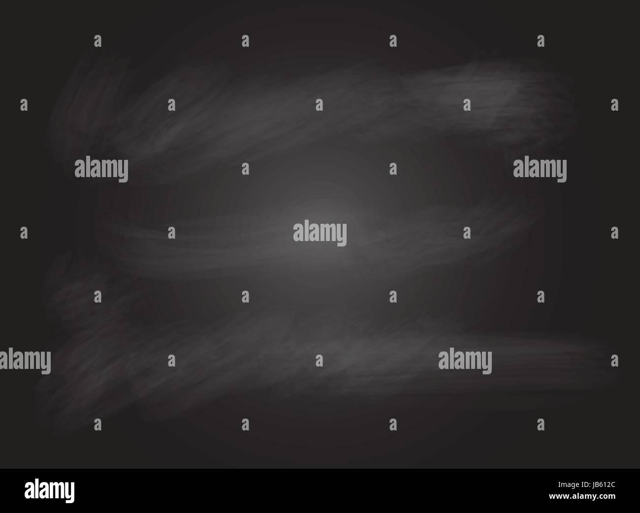 blank black board blackboard chalkboard with no wood frame empty